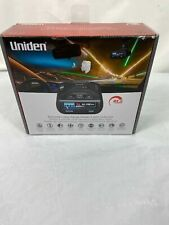 Uniden R3DSP R3 Dsp Extremely Long-Range Radar Laser Detector with GPS Black NEW