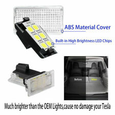 4 Pcs Ultra-bright LED Interior Lights Kit for Tesla Model 3/ Model S/Model X