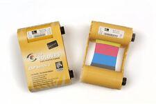 Zebra 800033-848 True Colours 800033-848 Ribbon Cartridge- YMCKOK Dye One Piece