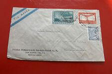 *Brief Beleg - Argentinien Deutschland - Salzgitter AG  50-er Jahre (96)