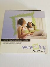Lasting Impressions for Paper Memory Mixer Scrapbooking Software - New - b2