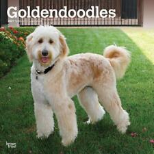 GOLDENDOODLES - 2021 WALL CALENDAR - BRAND NEW - 22097