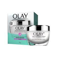 Olay White Radiance Advanced Whitening Essence Skin  Night Cream Moisturizer 50g