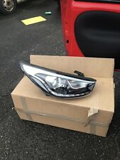 Hyundai ix35 Facelift Driver Side Xenon Headlight 2012 2013 2014 2015