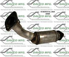 Catalytic Converter-Exact-Fit Left Davico Exc CA 19509