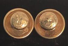 18ct gold Collar Studs
