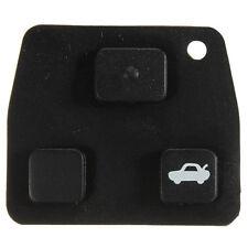 Gomma cover chiave per TOYOTA YARIS Avensis RAV4 corolla batteria & 2 tasti J7B1