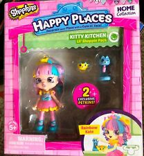 Shopkins Happy Places Lil' Shoppie RAINBOW KATE NEW IN BOX