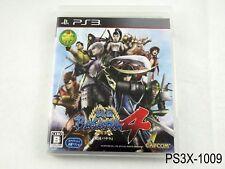 Sengoku Basara 4 Japanese Import Playstation 3 JP Region Free PS3 US Seller B