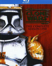 Nuovo Star Wars: The Clone Wars - Stagione 1 [Blu-Ray]