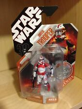STAR WARS SHOCK TROOPER SAGA LEGENDS 30th ANNIVERSARY COLLECTABLE ACTION FIGURES