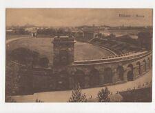 Milano Arena Vintage Postcard Italy 441a