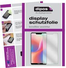 2x Sharp Aquos S3 High Edition Protector de Pantalla protectores transparente