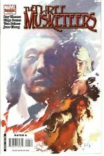 Marvel Illustrated: The Three Musketeers #4 NM Cond.