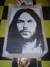 "Neil Young 1995 PROMOTIONAL POSTER 24"" X 36"""