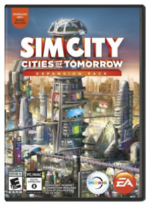 PC SIMULATION-Simcity: Cities Of Tomorrow PC NEW