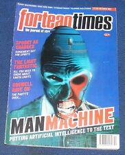 FORTEAN TIMES FT103 OCTOBER 1997 - MANMACHINE
