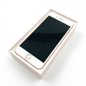 Apple iPhone 8 Plus - 64GB - Gold (Unlocked)