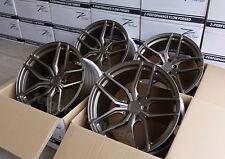 Z-Performance ZP2.1 Carbon Bronze 9,5x20 + 11x20 Zoll für BMW M3 F80 / M4 F82