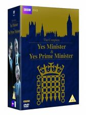 Yes Minister and Yes Prime Minister  Complete Collection [DVD] [1980]