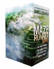The Maze Runner Series: By James Dashner