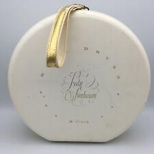 Vintage Lady Sunbeam Vista Portable Hair Dryer Soft Bonnet Adjustable Temp Works
