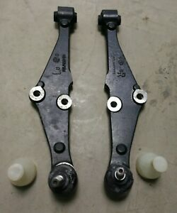 Genuine New Rover 200/25 MG ZR Front Lower Suspension Arms Assembly in Pair