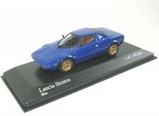 Lancia Stratos 1974 Dark Blue Minichamps Ref.430125026 Showcase Ixo