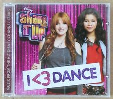 Shake it Up – I Love Dance CD, Disney, Zendaya Like New