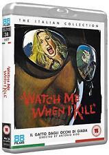 Watch Me When I Kill (Blu-ray, 1977, REGION B - PLEASE READ) *BRAND NEW/SEALED*