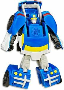 "PLAYSKOOL Heroes - Transformers - 4.5"" Chase The Police - Rescan Bots - Kids Toy"