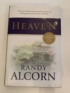 Heaven by Randy Alcorn (2004, Hardcover) with Dust Jacket