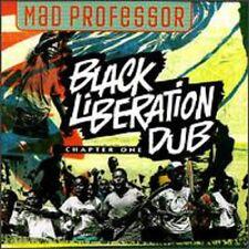 Mad Professor - Black Liberation Dub Cassette - SEALED - New Copy DUB