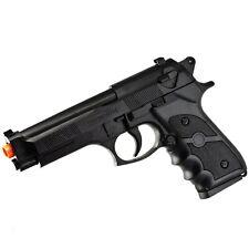 UKARMS M9 92 FS BERETTA FULL SIZE SPRING AIRSOFT PISTOL HAND GUN w/ 6mm BB BBs