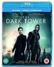 The Dark Tower [Bluray 2017] [Region Free] [DVD]