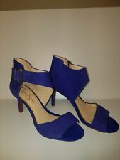 jessica simpson womens shoes size 9 purple suede