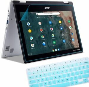 Light Screen Protector Keyboard Cover for Acer Spin 11 311 CP311 CP51 Anti Blue