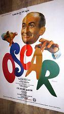 louis de funes OSCAR  !  affiche cinema  1967