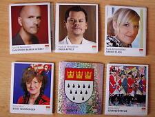 PANINI colonia raccoglie Colonia - 30 pezzi scegliere Sticker