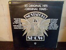 LP - Various – Nostalgia Show - EX/NM - Warner Bros. – WB 56146 - BELGIUM