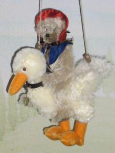 RARITÄT: Orig. Hermann Teddy Mother Goose  Lim. 1000