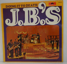 """THE J.B's -JAMES BROWN - Doing It To Death 🎯 12"""" Vinyl LP, Polydor, GER 1973"""