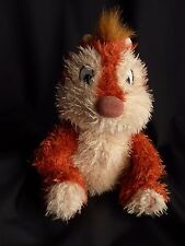"Chip and Dale Plush Chip Chipmunk 9"" Disney Store Stuffed Animal"