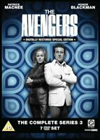 The Avengers - Complete Series 3 [DVD][Region 2]