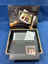 "Kodak EasyShare D725 7"" Digital Picture Photo Frame Fits 6x8 Frames NEW Open Box"