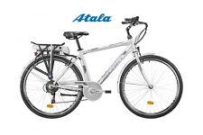 Bici bicicletta elettrica ATALA E-run 28 Uomo 6v. Batteria 36v 317w E-bikes 2018