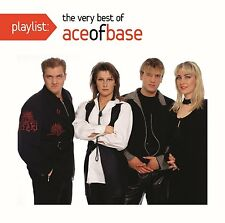 ACE OF BASE - PLAYLIST: THE VERY BEST OF ACE OF BASE (Remastered) (CD) Sealed