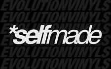 selfmade V1 sticker decal self made JDM illest hoonigan Stance Drift Racing FCK