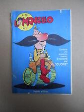 L'UOMO RAGNO n°73 1973 ED. Corno  [SP15-2]