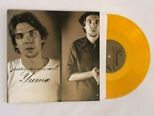 """Justin Townes Earle Yuma 10"""" EP Translucent Gold Color Vinyl"""